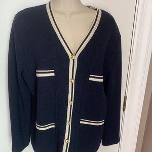 Andrea Jovine knit cardigan/jacket